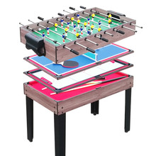 Multi Table Game 4 IN 1 For Child Play Pool, Soccer, Airhockey, Table Tennis