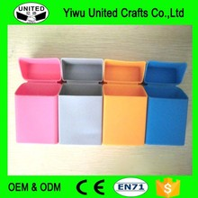 ywnd-003 Eco-friendly Silicone Cigarette Pack Holders