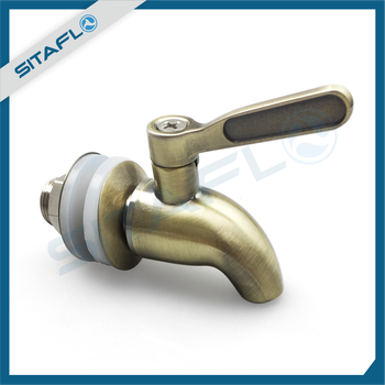 beer ball valve with different surface process
