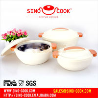 Hot Seling Practical Plastic Insulated Casserole Hot Pot