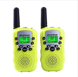 Child small cheap two way handheld radio /mini kids walkie talkie with several colors mini