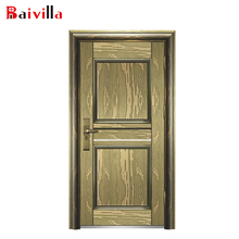 Cheap price foshan stainless steel used storm doors designs