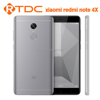 2017 New Arrival Xiaomi Redmi Note 4X Mobile Phone Qualcomm Snapdragon625 CPU MIUI8 OS Redmi 4A Redmi 4X