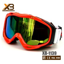 new stlyish eye protective goggles for skiing