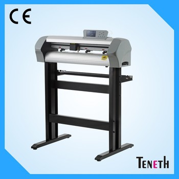 TENETH Contour cut cutting plotter / USB Vinyl cutter Mini Desktop Portable Cutting PlotterTK740 220V