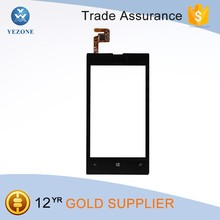 Wholesale Price Glass for Nokia Lumia 520 Digitizer Front Touch Screen Panel Replacement Black