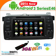 BM-744GDA Android 4.2.2OS Autoradio multimedia for E46 android Car Dvd Gps Bluetooth radio