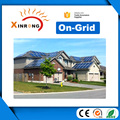 XRSOLAR 220v Single Phase On-Grid 6kw Solar System Panels for Home Use