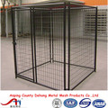 hot sale Stainless Steel Dog House / powder coated Dog Cages / cheap dog houses