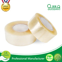 Bopp Industrial Packing Carton Seal Tape Adhesive Jumbo Roll Made in China