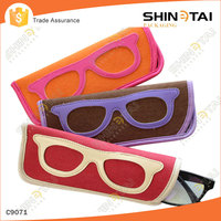 Marketing brand names OEM fancy glasses pouches