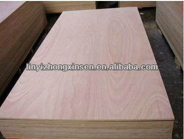phenolic wood panel for buildings