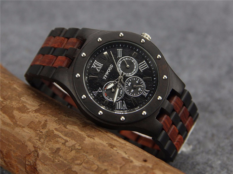 Wooden Watch High Quality Wood Watch For Gift