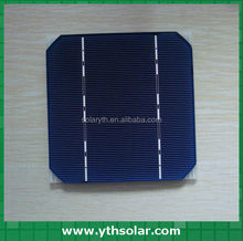 Mono Single Crystal Silicon 5 Inch Solar Cell, Solar PV Cell For Small DIY Panels