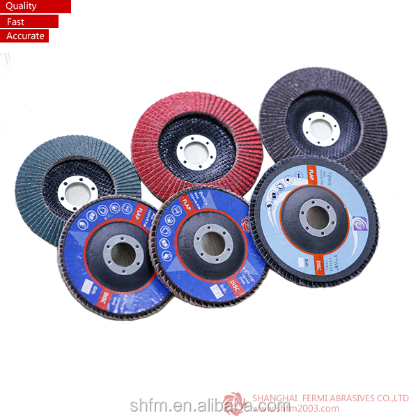 Flap Disc Angle Grinder Grinding and Polishing wheels