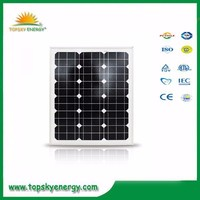 Wholesale prices of solar panel 45w solar module best for solar home system