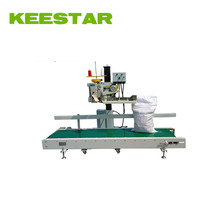 Keestar KH-N9C+A1-PB+CP4900+GK-SB high speed automatic filled bag closing system