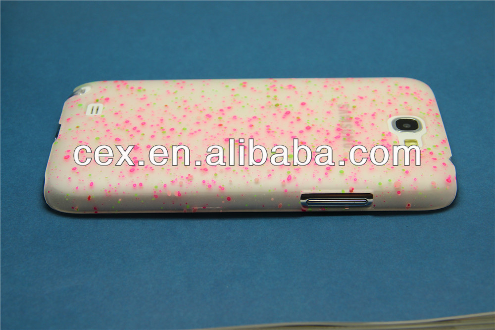 PLASTIC HARD COVER For Samsung Galaxy S2 II i9100