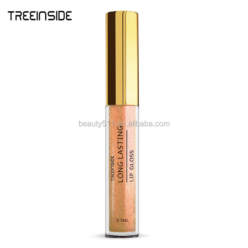 New style 30colors Long lasting Waterproof Metal pearlite Lip gloss/Liquid lipstick TS003