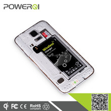 wireless charger receiver card slim design for Samsung Galaxy S5 phone accessories