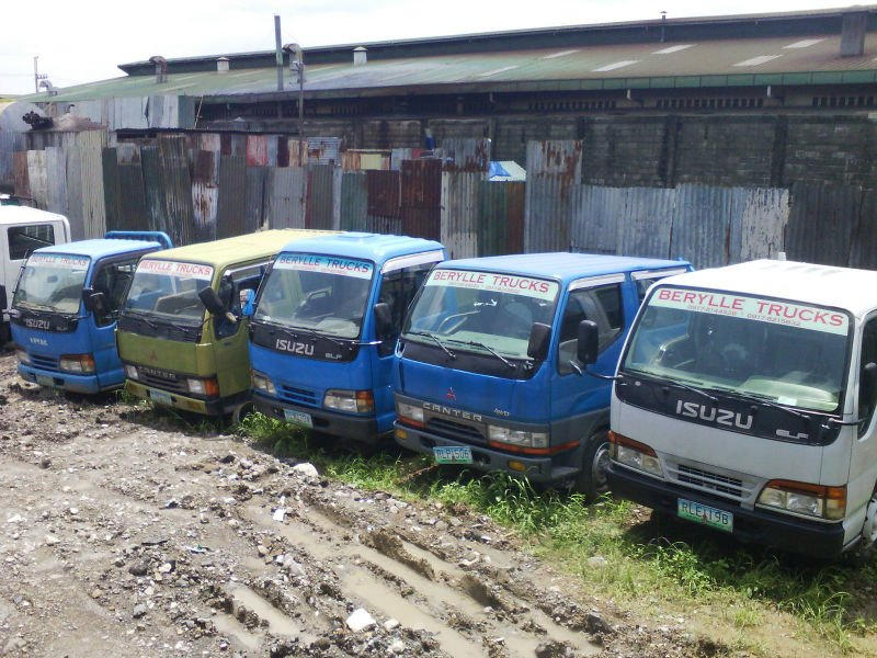 Various Japan Surplus Trucks