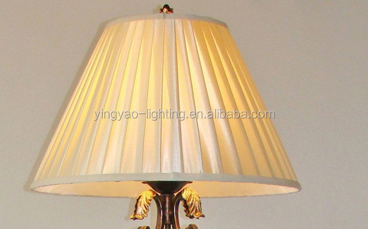 Pleated Fabric Chandelier Lamp Shade Lampshade Fabric Chandelier Shade