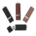 leather promotional usb, usb leather stick, usb 2.0 flash drive