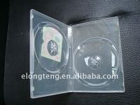14mm PP Double DVD Case