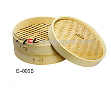 FDA standard China bamboo vegetable steamer set, commercial dumpling steamer with factory price