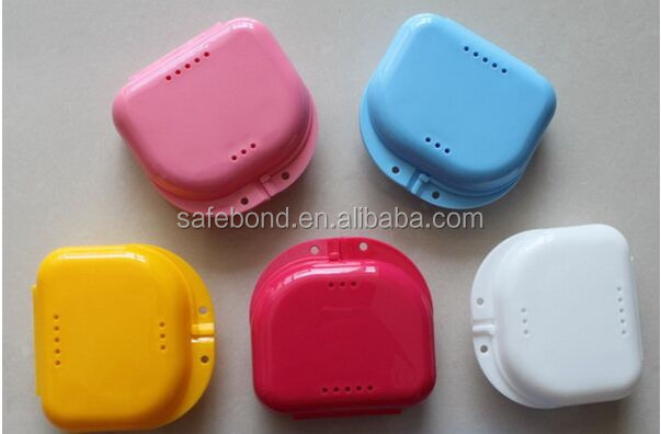Professional Supplier Cheap Wholesale OEM Accepted Dental Dentures Plastic Box