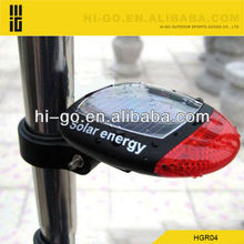 Eco-friendly solar lighting bicycle for outdoor
