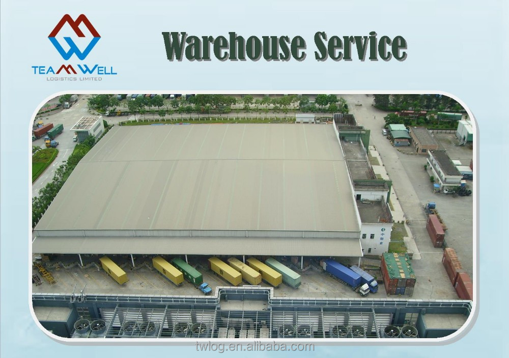 Shanghai Container depot & Warehouse