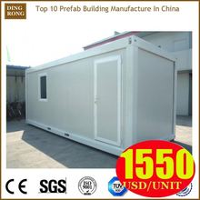 1 bedroom mobile homes kiosk, used rf container