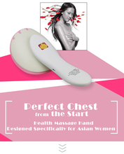 Effective Electric Vibrating Breast Growth Bra/healthy breast health breast massager