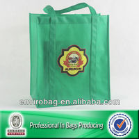 Lead-free & Non-toxic Test Report Approved Nonwoven Bag With Clear Logo Printing Strong Workmanship Factory Price Non oven Bags