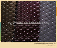 semi pu leather for sofa fabric