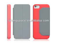 Case for iphone 5c leather case from competitive China supplier