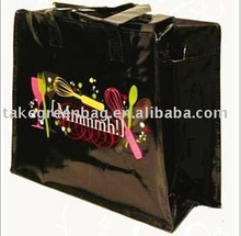 Recycle Foldable PP non woven bag for shopping