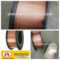 Bare bright copper scrap steel welding wire for sale/ flux cored brass scrap price mig steel welding wire sg2/er70s-6 for solar