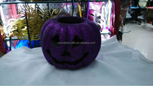 creative handmade EPS foam pumpkin for Halloween decoration