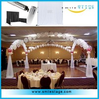 High quality drape and pole systems on sale