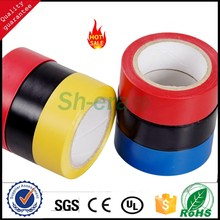 environmental protection and security PVC insulating tape anti-high voltage UL certification free samples