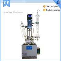 Best Price 5L Chemical Reactor with Heating Oil Bath/ Heating Mantle