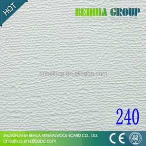 Pvc gypsum board / pvc ceiling panel