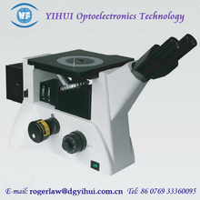 Infinity Optical System Inverted Metallurgical Microscope