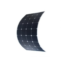 Customized solar panel system portable pv solar module 100 watt 120w folding solar panel