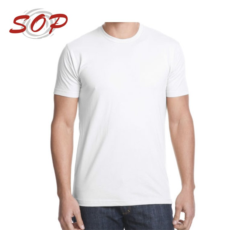 Wholesale t shirts high quality plain blank bamboo t shirts for men