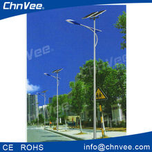 LED Solar Streetlight System solar led street light for residential road 12v dc led solar street light complete kits
