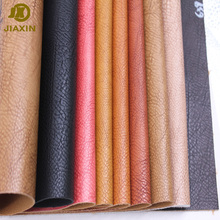Wholesale Leather For Bag Hot Selling PU Material Fashion Design Artificial Leather Colorful China Making For Bag