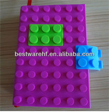 wholesale silicone book cover for students with factory price